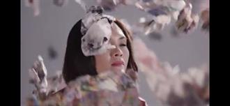 李眉蓁競選影片 柔性控訴「自由正在消失」