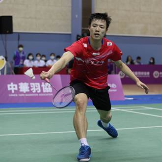 泰国羽球公开赛》好事多磨 王子维3局大战晋级