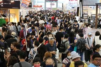 振興消費助攻 台北國際烘焙展吸引逾15萬人次