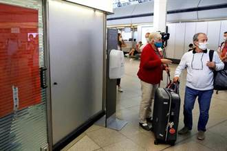 德國要求自高風險區入境旅客接受強制篩檢