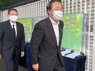 日前副防衛相矢言達成李登輝盼制定日本版台灣關係法的遺願