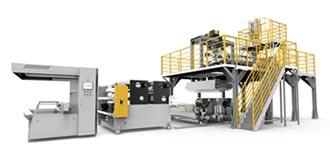 SCP聯盟 提供全套熔噴布生產方案