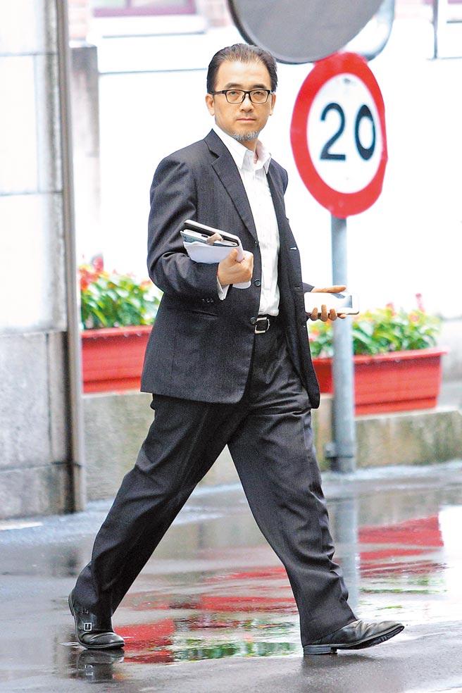 蘇嘉全5月20日宣誓就任總統府祕書長,未料僅75天就請辭,職缺由副祕書長劉建忻暫代。(本報資料照片)