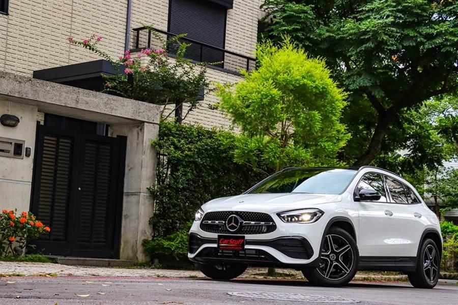 我行我素的雅痞之道,2020 Mercedes-Benz GLA 200 AMG Line
