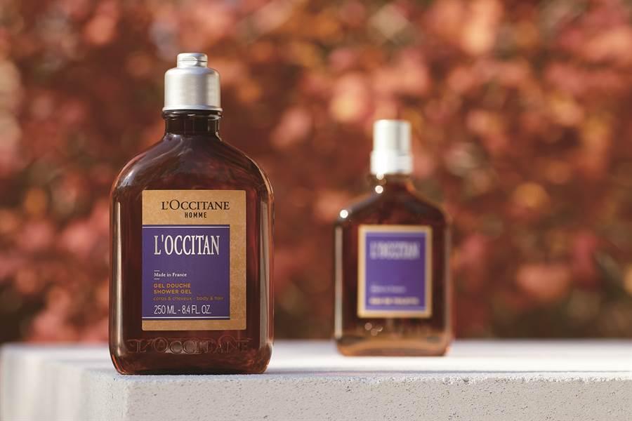 风格男士系列包装以木质色调为设计,呈现独一无二的风格品味。(图/品牌提供)