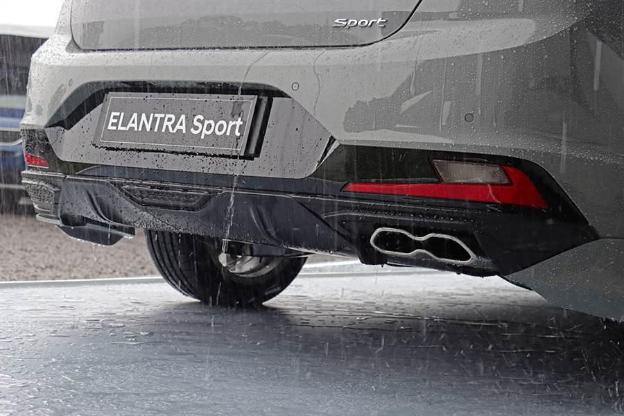 限量300台機會錯過不再,Hyundai Elantra Sport FINAL FORCE 終極版 81.9 萬起發售!