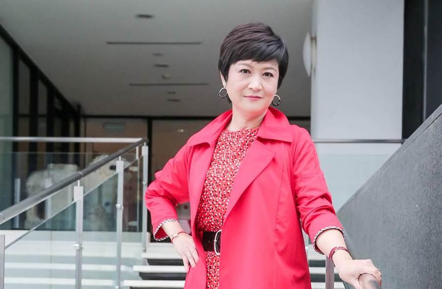 崔佩儀和韓裔美籍老公Sam結婚19年,育有一子貝克宇,幸福組成一家三口。(圖/本報系資料照片)
