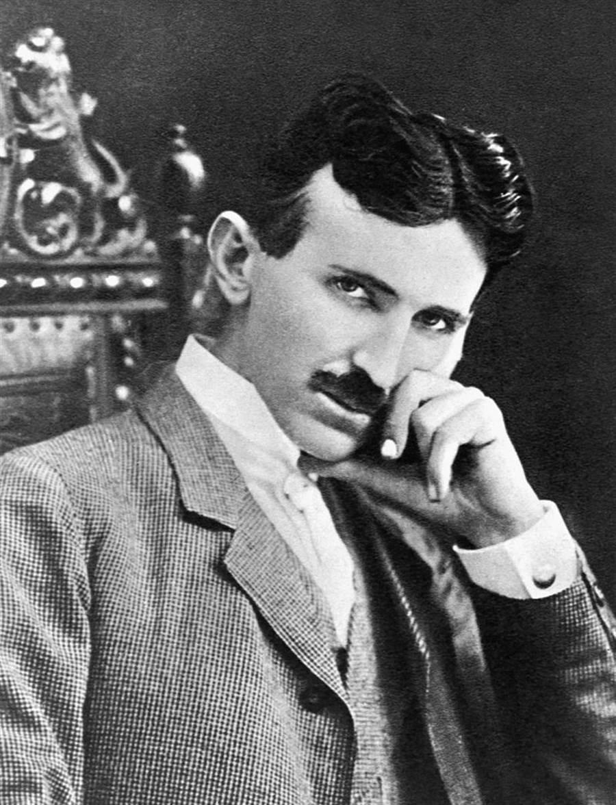 特斯拉在最近十幾年,凌駕於愛迪生,成為學子心目中的發明天才。(圖/維基百科)