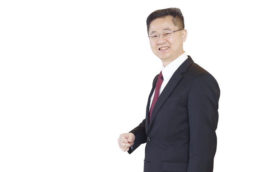 台灣運彩總經理林博泰。圖/杜宜諳