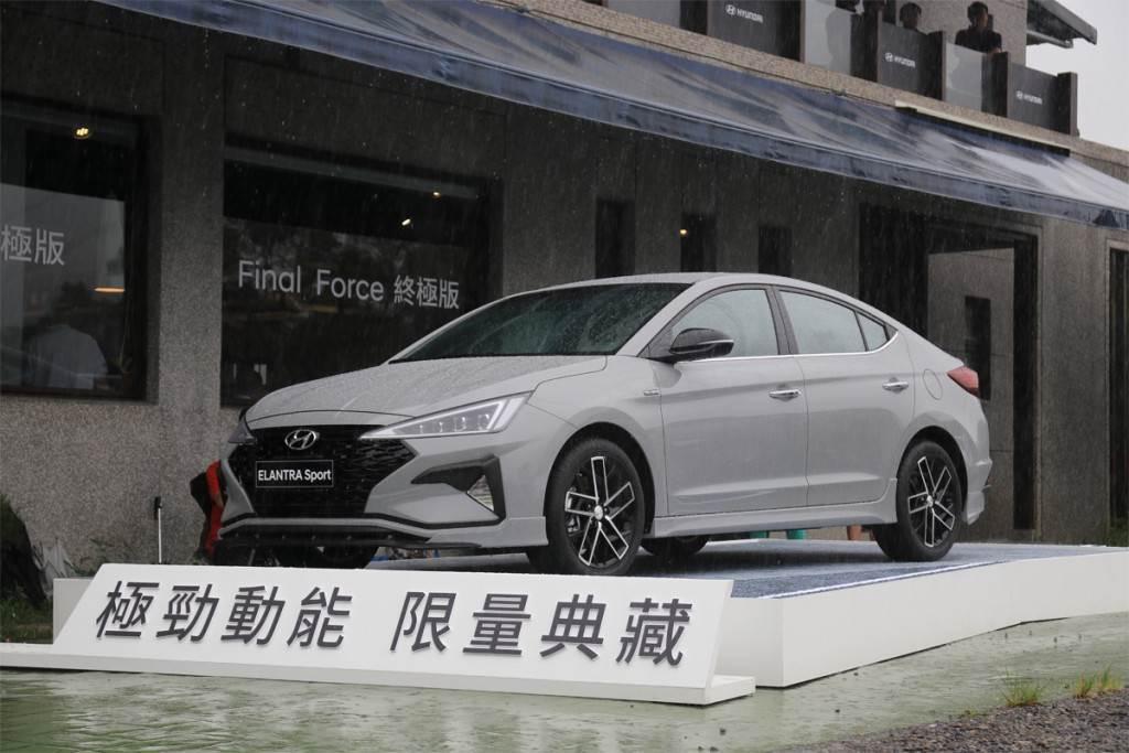 最後的Elantra Sport Hyundai性能車型即將進入N世代