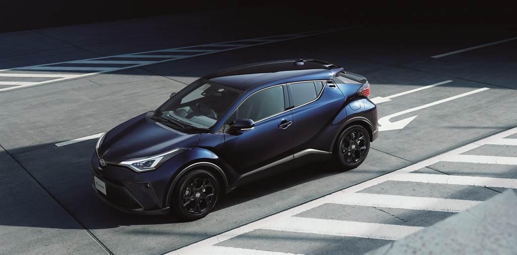 Toyota C-HR 新年式樣導入日本豐田初「緊急轉向閃避輔助功能」、GR SPORT 導入 CVT 式樣!