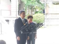 陳建仁透露曾拜會李前總統  為這件事聊兩小時