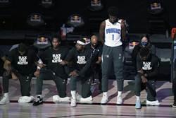 NBA》艾薩克拒絕下跪抗議 球衣熱賣僅次於詹皇