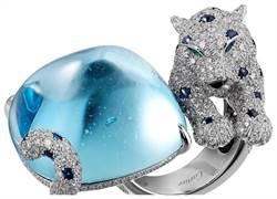 《與卡地亞的一天》頂級珠寶展來台 疫情讓VIP尊榮更升級