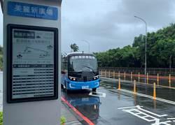 《通信網路》攜勤崴、淡水客運 中華電首創「智駕巴士」