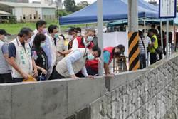 永康大灣淹水可望大幅改善 三爺溪整治拚2022年完成