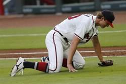 MLB》勇士新星阿基里斯腱受傷 本季報銷