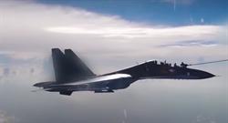 影》戰巡南海 陸至少出動6架蘇-30MKK武裝俄製空對空飛彈
