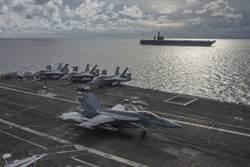 南海監測艦機平台:美中機艦每天相遇數次 衝突風險極高