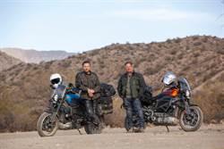 Apple TV+ 獨播伊旺麥奎格電動摩托車環球紀錄片《Long Way Up》