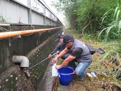 資源回收廠排廢水 環保局取締開罰