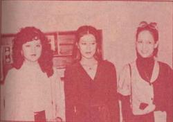 羅霈穎40年前嫩照曝光 大眼瓜子臉美貌如初