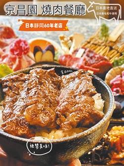 日本頂級燒肉慶周年 京昌園滿額送
