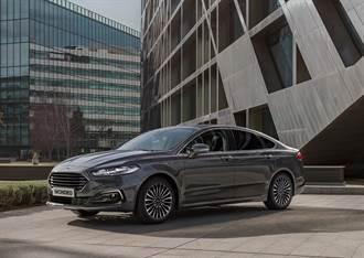 Ford Mondeo Sedan珍藏型 119.9萬元限量上市