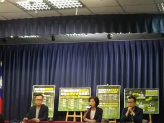國民黨爆:政府標案找御用評委再讓綠媒得標