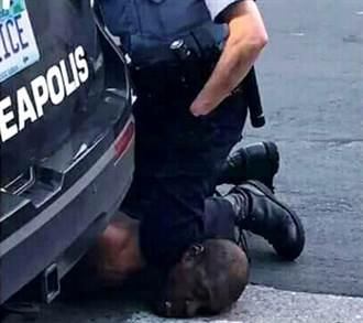 影》拜託別殺我 遭壓頸喪命 美非裔男生前無助掙扎哭求警畫面曝光
