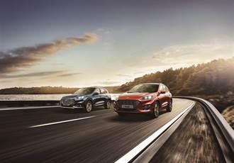 Ford Kuga熱銷好評不斷 Ranger、Mondeo更多專屬優惠八月盡出