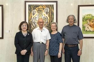 第一藝術空間展出「戀戀臺灣風情」林英哲創作個展