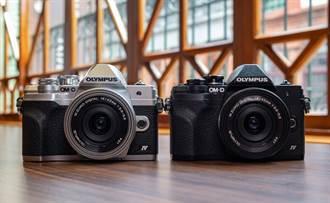 OLYMPUS  E-M10 Mark IV微單眼上市 要讓攝影新人輕鬆上手