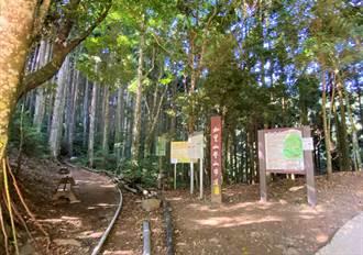 台灣富士山事故頻傳 苗縣消防局修補樁號助救援