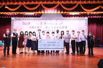 吳顯森號召募款 大雅區10所國中小 拚開學前全面裝冷氣