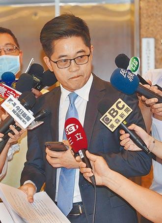 黃健庭涉貪 最高法院院長親審