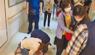 警員被撞腦死 家屬拔管決器捐