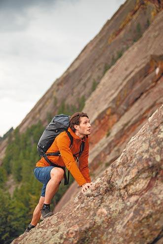 為老爸添裝備 登山健行遊山水