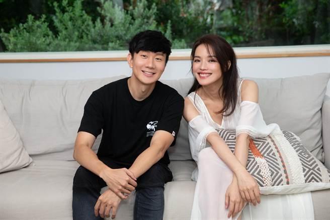 林俊杰〈无滤镜〉MV请到舒淇担任女主角。(华纳音乐提供)