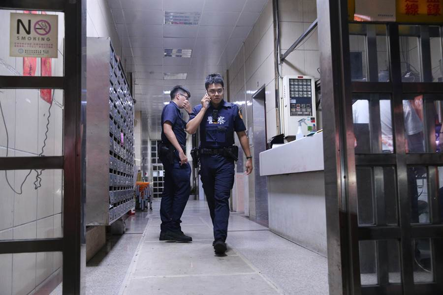 羅霈穎3日晚間被發現陳屍在台北八德路三段工作室,警方目前已到場鑑識中,釐清死因。