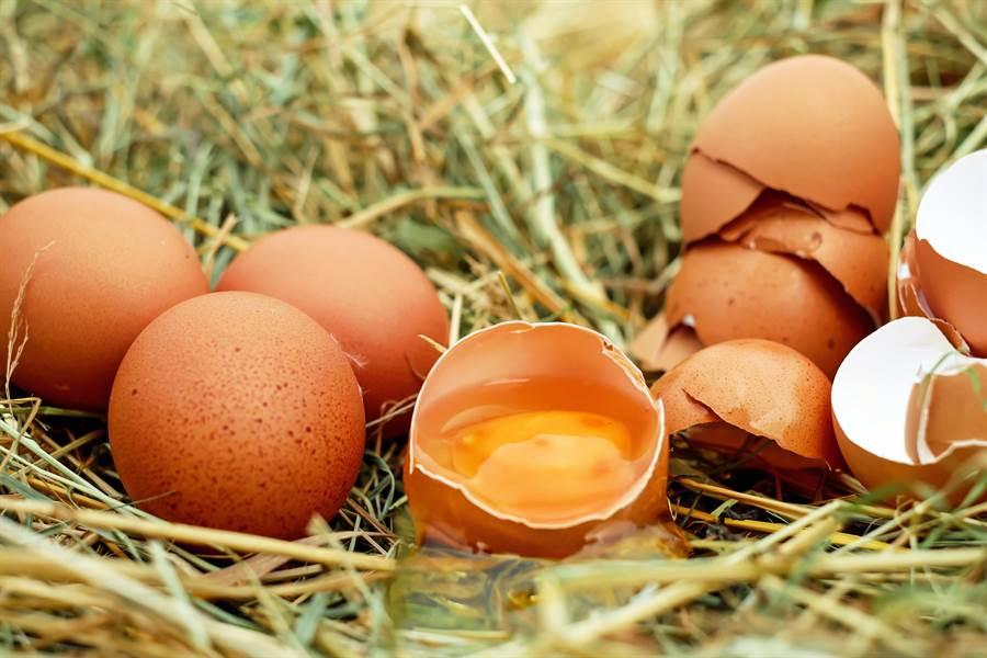 大陸近期蛋價回溫飛漲,1個月內漲幅超過6成。(shutterstock)