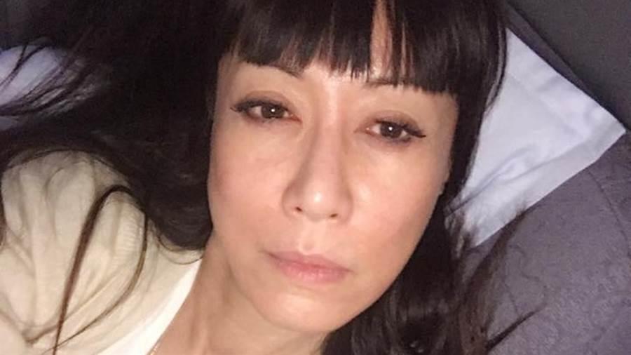 羅霈穎享年59歲。(圖/FB@羅霈穎)