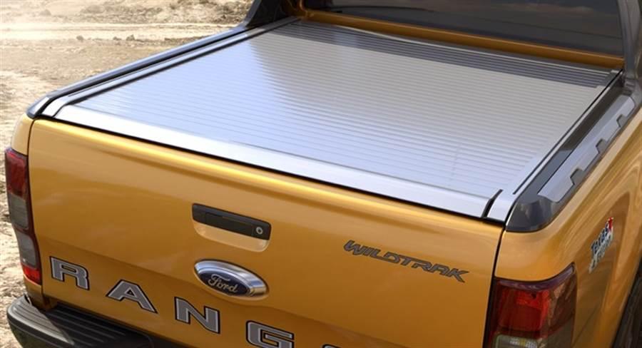 Ford Ranger 運動型進化搭載 360°環景影像行車輔助系統、Texas Edition德州騎兵版限時限量登場
