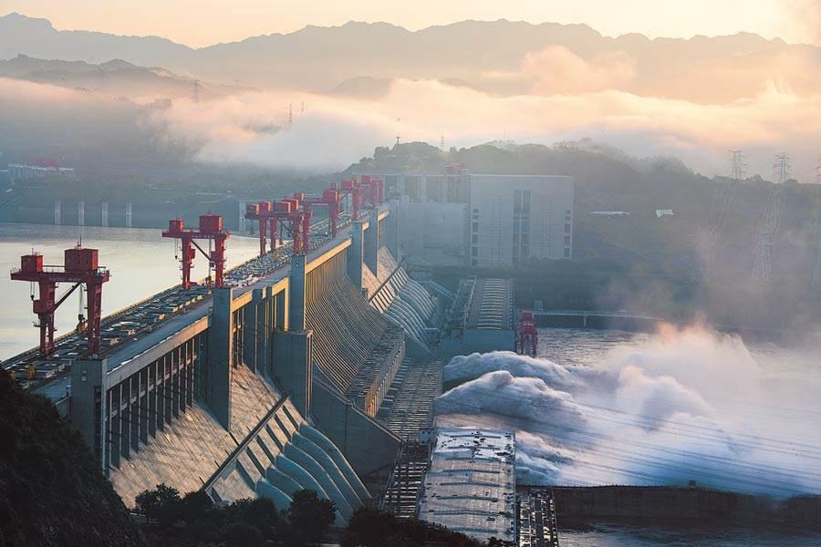 談三峽大壩潰壩  李鴻源:石門水庫更危急(圖/資料照)
