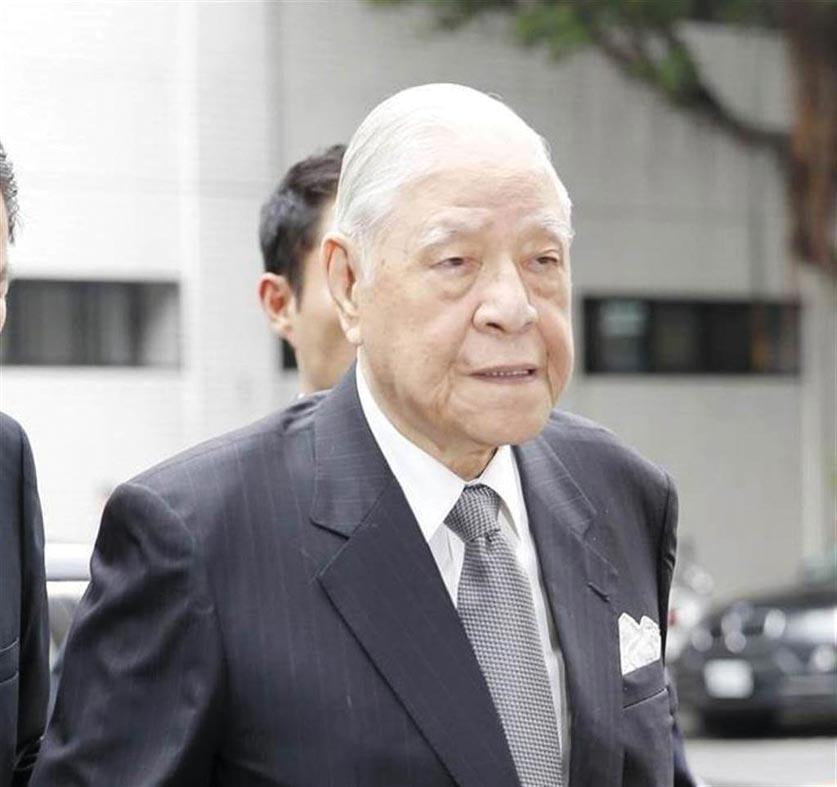 前總統李登輝。(資料照)