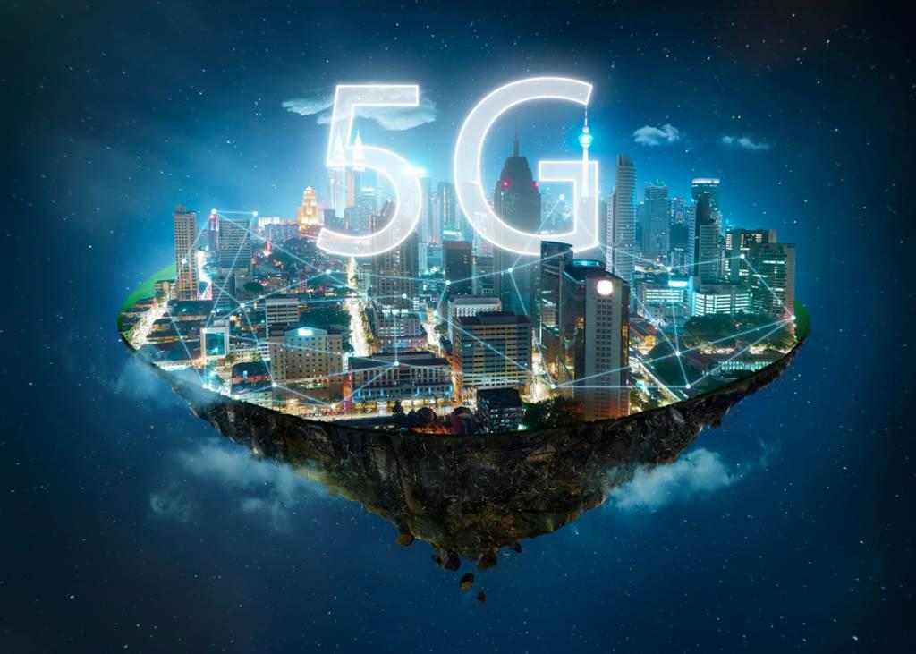 全台5G全面普及,估計需要花8年以上時間。示意圖。(圖片來源/達志影像shutterstock提供)