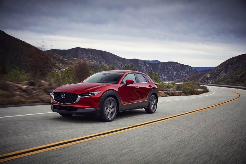 全車系標配車道維持系統,2021年式Mazda CX-30配備升級不加價