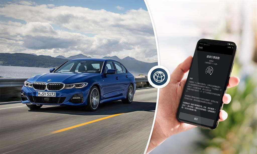 透過遠端引擎啟動功能,車主無論身處何地的,在家中、辦公室或餐廳用餐時,都可以透過Connected App遠端啟動車輛同時開啟車內空調,增添用車便利性