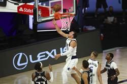 NBA》東契奇超級大三元 獨行俠延長險勝國王