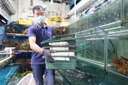 大連離境人員實施管制 涉疫海鮮公司產品全面下架